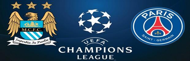 Prono Manchester City/Paris Saint-Germain