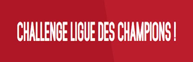 Zebet challenge Ligue des Champions d'avril