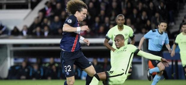 David Luiz suspendu pour le match retour