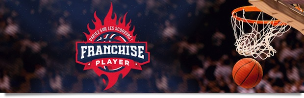 Challenge Franchise Player sur Winamax.fr