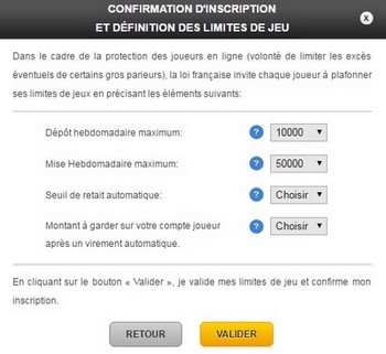 Inscrivez-vous sur NetBet.fr