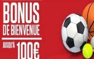 Bonus sport de Ladbrokes Belgique : 1 pari sportif gratuit de 100 euros en ouvrant un compte