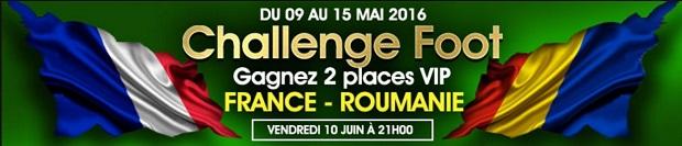 Gagnez 2 places VIP pour France-Roumanie avec NetBet