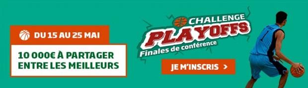 PMU Challenge Playoffs Finale de Conférence NBA