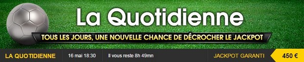 NetBet grille quotidienne