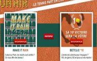 Offres Betclic sur Roland-Garros : Jackpot en cas de pluie + boost de gains sur les rencontres de Rafael Nadal