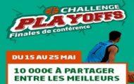 Pariez sur les finales de conférence NBA avec PMU et remportez votre part des 10.000€ mis en jeu