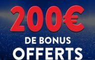 Code promo France Pari : 200€ pour parier sur le sport + 5€ supplémentaires en cadeau
