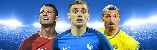 Pendant l'Euro 2016, remportez jusqu'à 10.000€ avec France Pari