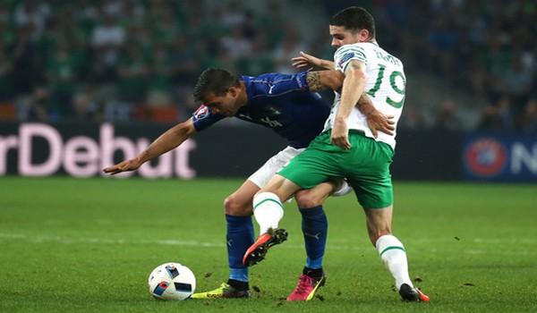 Irlande-France en huitièmes de l'Euro 2016