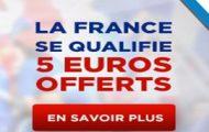 Pariez sur le match France/Albanie avec Betclic : 5€ offerts si les Bleus gagnent et vont en 1/8ème de l'Euro