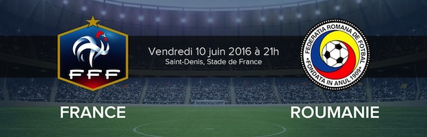 Notre analyse pour le match France - Roumanie