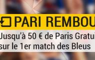 Pariez sur le match d'ouverture de l'Euro 2016 France/Roumanie : Bwin rembourse jusqu'à 50€