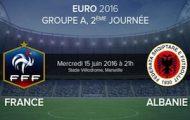 Notre pronostic pour France/Albanie : Match du Groupe A de l'Euro 2016 – Mercredi 15 juin à 21h00
