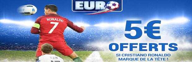 Pariez sur le 1/4 de finale de l'Euro 2016 Pologne-Portugal sur France-Pari