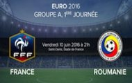 Notre pronostic pour France/Roumanie : Match d'ouverture de l'Euro 2016 - Vendredi 10 juin à 21h00