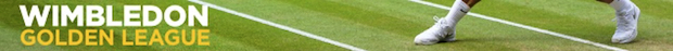 Golden League sur ZEbet entre le 27 juin et le 10 juillet pour Wimbledon