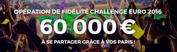ParionsWeb challenge Euro 2016