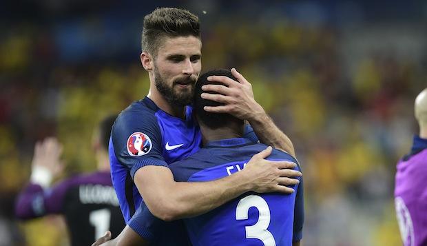 Présentation du match France-Albanie