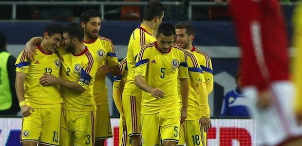 Présentation du match France-Roumanie