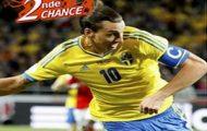 Pariez sur le match de l'Euro 2016 Italie-Suède : PMU vous rembourse 100€ si Ibrahimovic inscrit un but