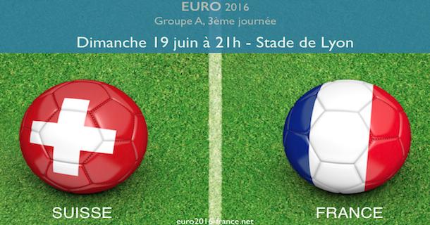 Notre prono et les meilleures cotes pour Suisse-France