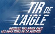 """Participez au """"Tir de l'Aigle"""" avec Winamax pendant les phases finales de l'Euro 2016 et doublez vos gains"""
