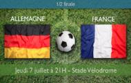 Notre pronostic pour France-Allemagne, demi-finale de l'Euro 2016 - jeudi 7 juillet à Marseille à 21h
