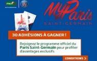 Pariez sur Bastia-PSG avec PMU : 30 adhésions au programme MyParis Saint-Germain à gagner