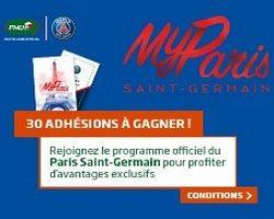 PMU My Paris Saint Germain
