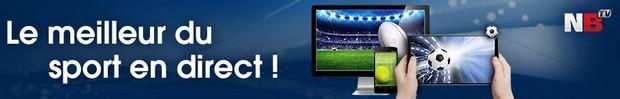 Regarder des matchs en direct sur NetBet