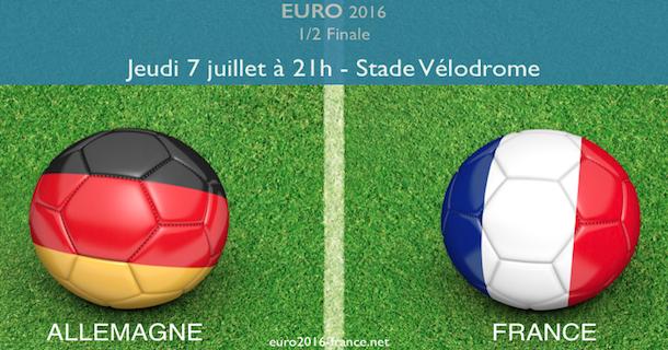 France-Allemagne meilleures cotes et pronostic