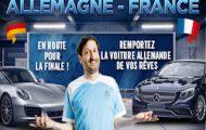 Pariez sur Allemagne-France avec Winamax : une voiture allemande d'une valeur de 273.000€ à gagner