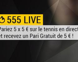 Misez sur le tennis avec Bwin.fr