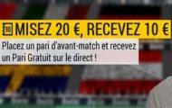 Les demi-finales de l'Euro 2016 sur Bwin.fr : 10€ offerts par match pour parier en Live sur la rencontre