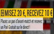 Pariez avec Bwin sur la finale de l'Euro 2016 Portugal-France : 10€ offerts pour miser sur la rencontre