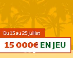 Offre Paris à la plage de PMU.fr