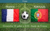 Notre pronostic pour France-Portugal, finale de l'Euro 2016 - le dimanche 10 juillet au Stade de France