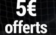 Paris combinés sur la reprise de la L1 et de L2 : gagnez 5€ de bonus par journée avec France Pari