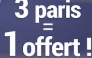 Du 15 au 21 août pariez sur le tournoi de tennis de Cincinnati avec France Pari et recevez 20€ de bonus