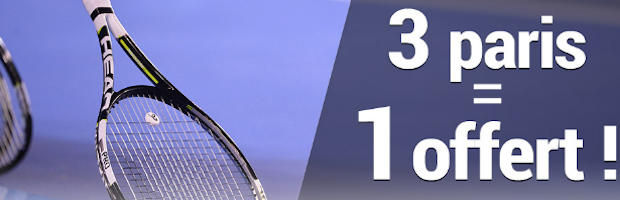 Pariez sur le tennis avec France-pari.fr