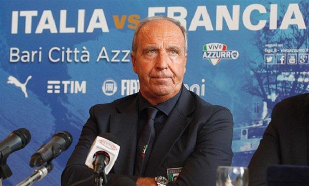 Giampiero Ventura, le nouveau sélectionneur de l'Italie