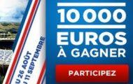 Misez sur le foot avec Betclic du 26 août au 11 septembre : gagnez votre part du jackpot de 10.000€
