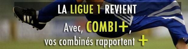 Bonus de gains sur vos combinés Ligue 1 avec JOA