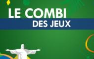 Participez au combi des Jeux Olympiques avec Unibet.fr et remportez 5€ de paris gratuits