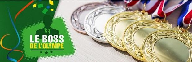"""Promo """"le Boss de l'Olympe"""" sur Unibet du 14 au 21 août"""