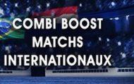 Combi Boost sur les matchs internationaux avec NetBet : Jusqu'à 50% de gains en plus du 29 août au 8 septembre