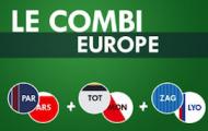 Profitez du Combi Europe sur les clubs français en LDC avec Unibet : 5€ offerts les 13 et 14 septembre