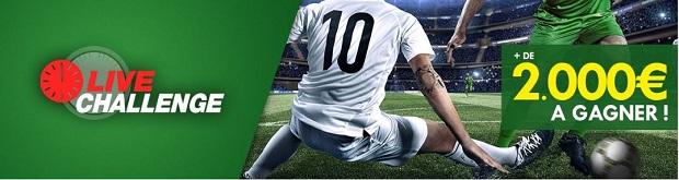 Jackpot à partager tous les week-ends sur Unibet grâce aux paris Live