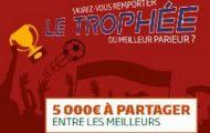 Pariez sur les matchs de coupes d'Europe avec PMU du 16 au 20/10 : 5.000€ en jeu pour les meilleurs parieurs